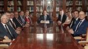 Izaslanstvo EuroExperta kod predsjednika Višeg suda u Madridu